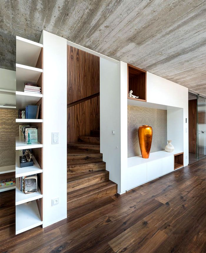 White Cube House by AT26 Architecture and Design Team - InteriorZine