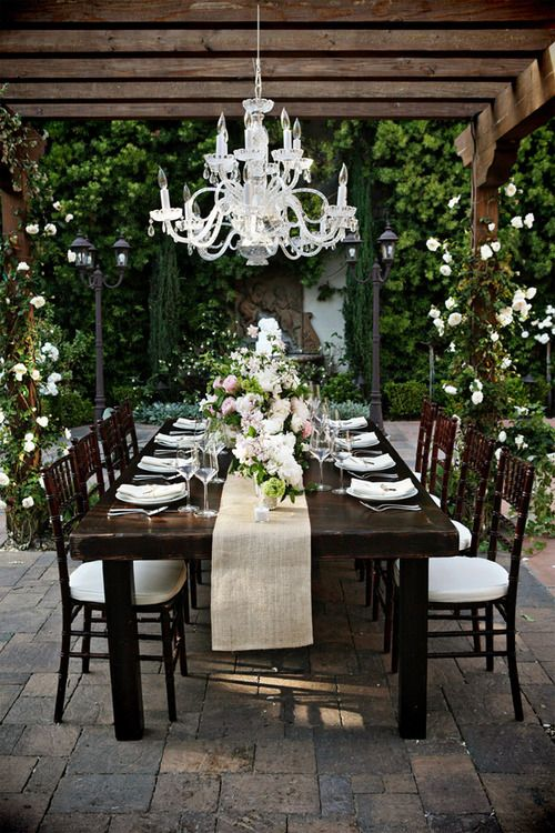 27 best images about Backyard Wedding Ideas on Pinterest | Paper ...