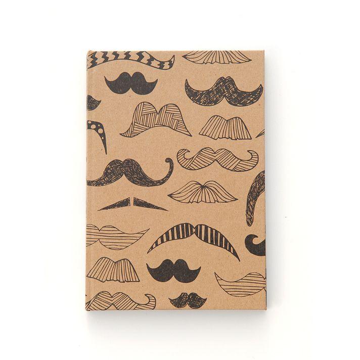 Blok Moustache A4