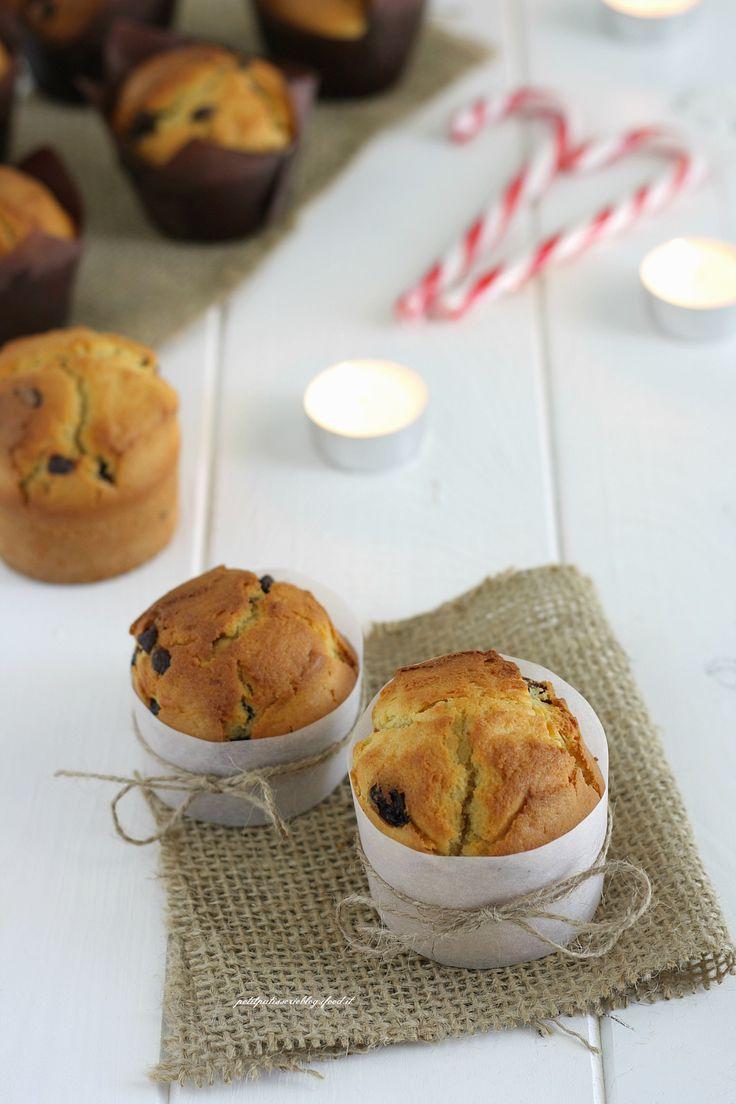 Panettoncini muffin