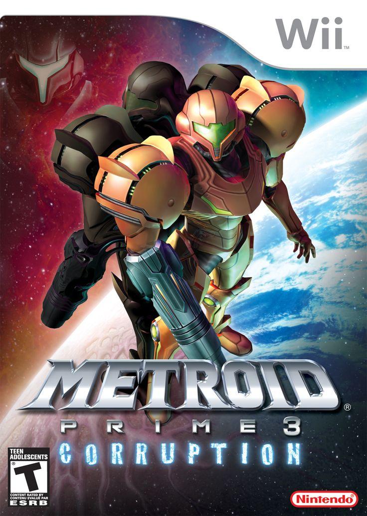 Metroid Prime 3: Corruption. Retro Studios, 2007.
