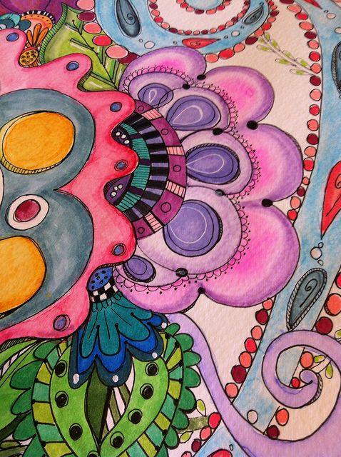 """""""Color Explosion"""" by born 2 b creative, via Flickr"""