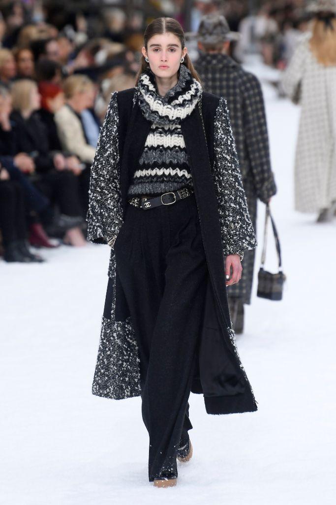 Every Look From Karl Lagerfeld S Final Chanel Show Fashion Fashion Designer S Paris Fashion Week