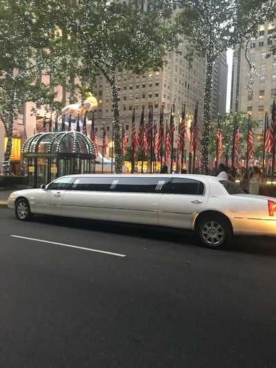 limousine service new york city airport