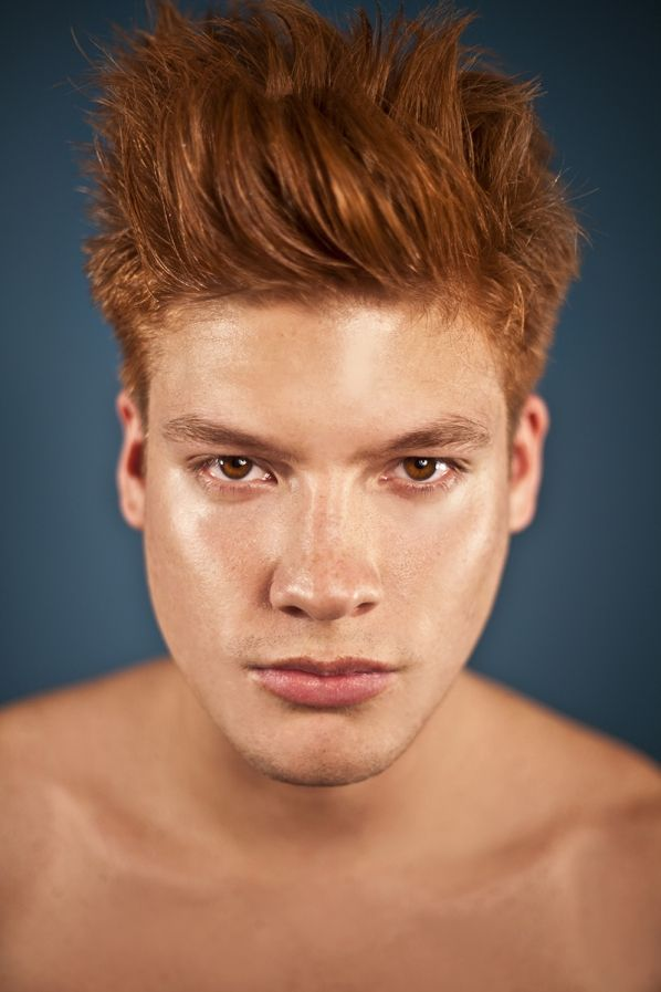 "British Artist Rebrands Redheads in A ""Red Hot"" Art Exhibit: PHOTOS | NewNowNextNewNowNext"
