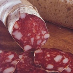 Tuscan Salami with Chianti Wine from The Fine Cheese Co.