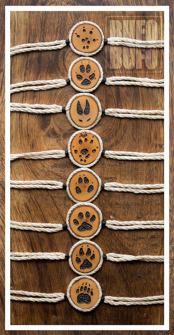 Totem #power #animal #bracelet #minimalistic #design #von