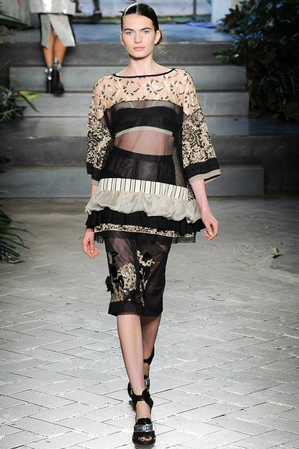 Antonio Marras - Spring/Summer 2014 Ready-To-Wear - MFW (Vogue.co.uk)