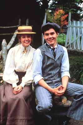 Anne Shirley and Gilbert Blythe, my favorites!