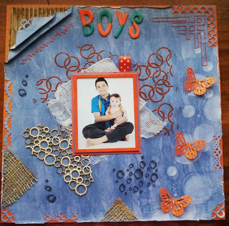 Boys - Scrapbook.com