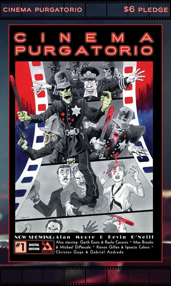 Alan Moore's Cinema Purgatorio by Avatar Press — Kickstarter