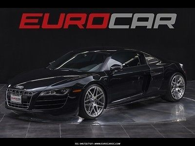 awesome 2011 Audi R8 V10 ($165900.00 MSRP) - For Sale View more at http://shipperscentral.com/wp/product/2011-audi-r8-v10-165900-00-msrp-for-sale/
