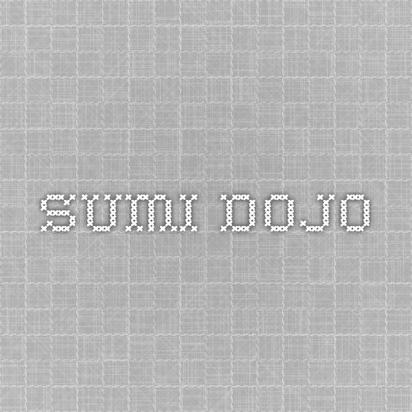 Sumi Dojo