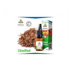 Sabor a tabaco Chesterfield marca Dekang para recargar los cigarros electronicos. Ideal para uso en E-Cartomizadores ó Cigarros Electrónicos, tipo Ego. Gradaciones: 0mg, 6mg, 12mg, 18mg, 24mg. Bote de 10 ml. (100% certificados. OFERTA: 4,50€ Envio 24-48 horas http://www.elpelicano-vapeador.es/e-liquidos-dekang/19-chesterfield-e-liquido-cigarrillo-electronico.html