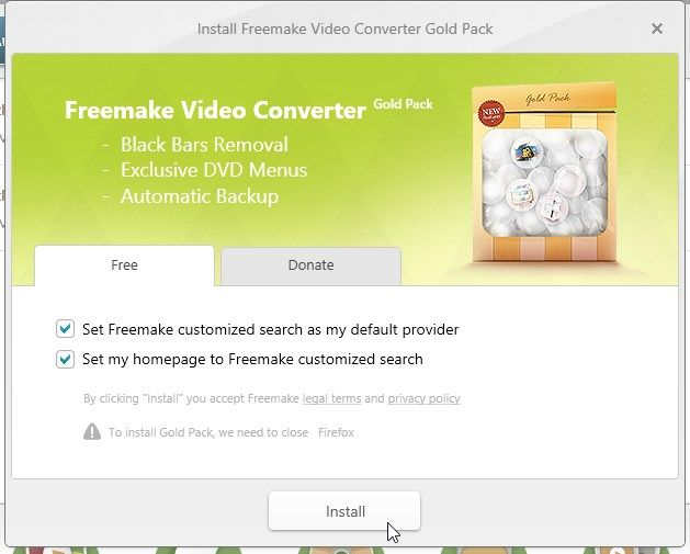 freemake video converter gold pack free download