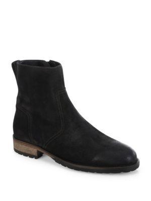 BELSTAFF Attwell Calf Leather Boots. #belstaff #shoes #boots