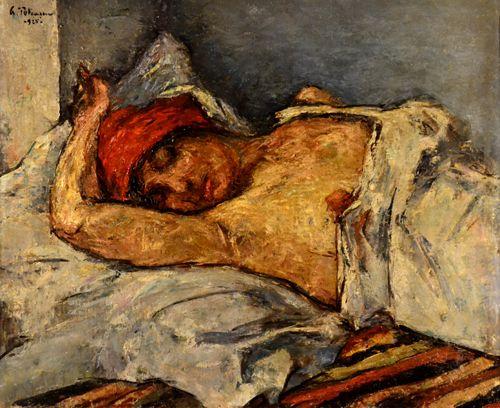 Gheorghe Petraşcu (1872-1949) – DORMIND