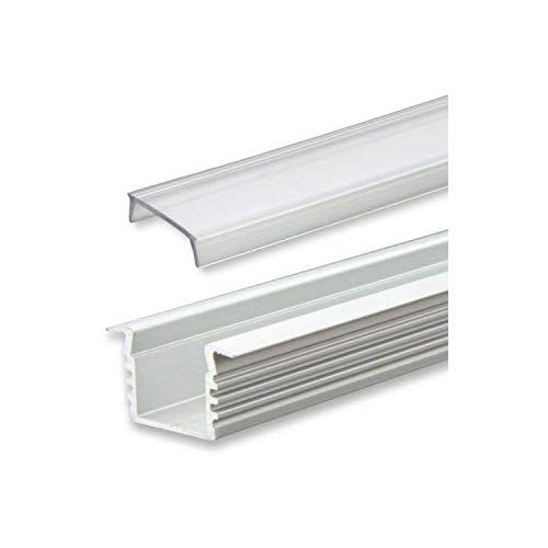 Aluminium Alu Profil Streifen Leiste Schiene TProfile