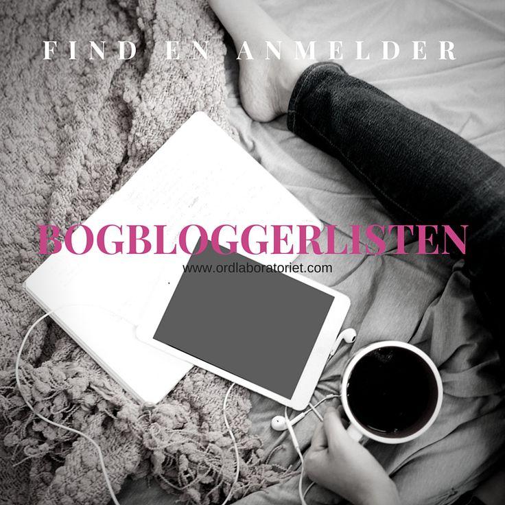 finde en bogblogger til din næste anmeldelse