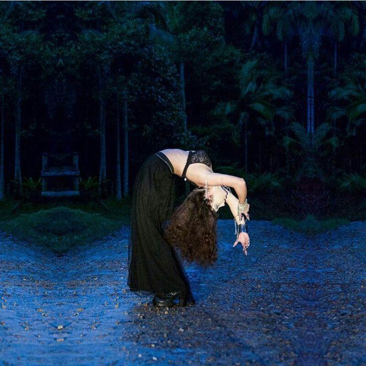espíritu de luz y oscuridad ~ From recent Crystal Demon's shoot