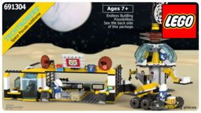 MOC #691304 Space Post Office