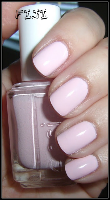 """just got this color and love it <3 essie """"fiji"""""""
