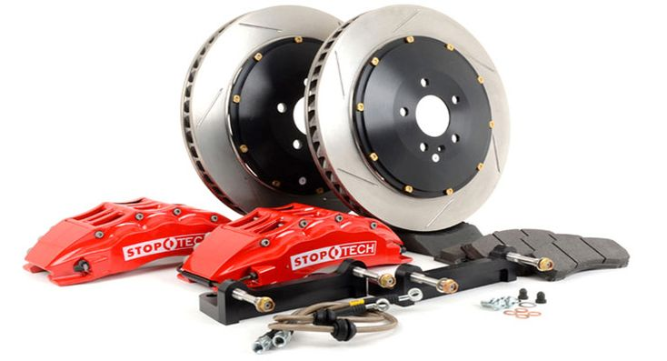 learn how to replace brake pads or rotors. Learn about brake replacement and upgrading options for better performance to fit your driving style and safety