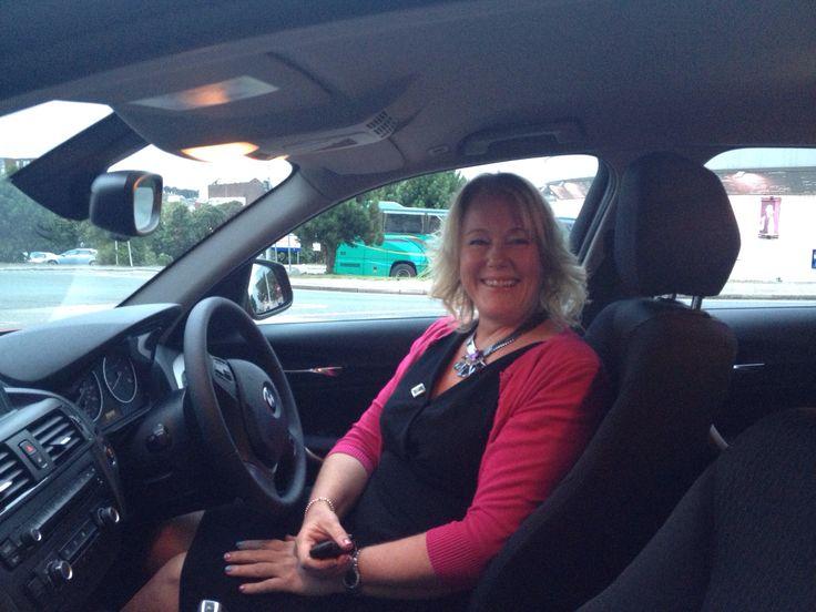 Lynda awarded her car2go