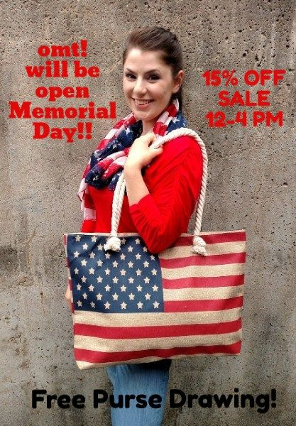 memorial day sales in store