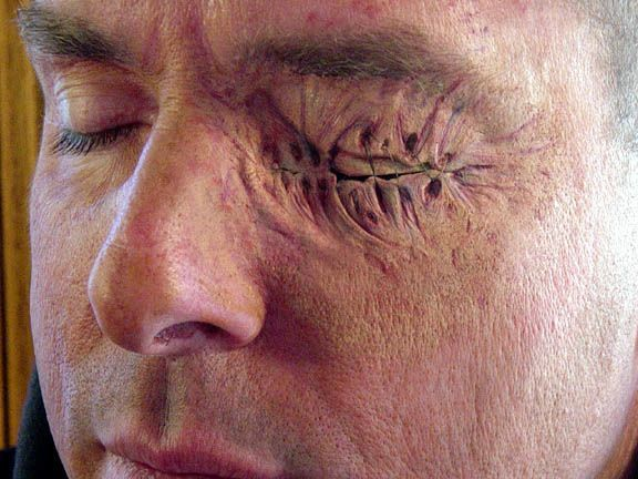 98 best SFX - Small Applications. images on Pinterest | Fx makeup ...