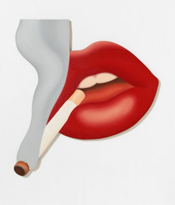 Tom Wesselmann, A Different Kind Of Woman, at Almine Rech Gallery.