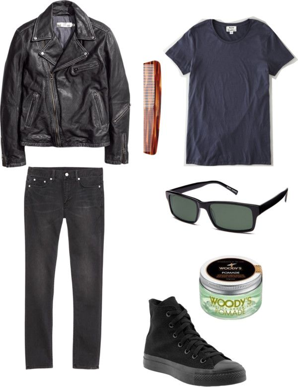 Steal His Look: John Travolta in Grease - Style Girlfriend