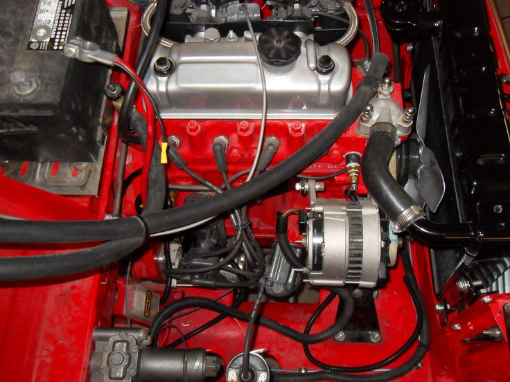17 best images about a restoration 59 morris minor engine shot the painless wiring harness fuse box is mounted low