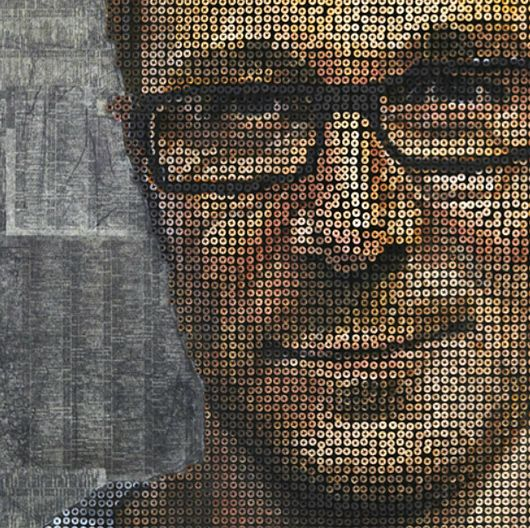 Screw Portraits by Andrew Myers   Inspiration Grid   Design Inspiration