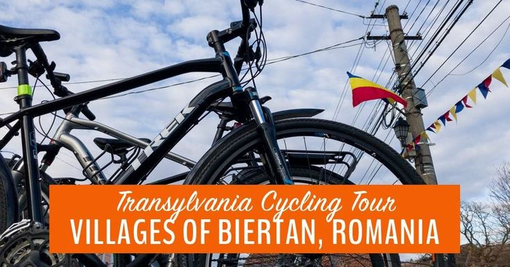 Transylvania Cycling Tour: Exploring the Villages of Biertan, Romania  ||  Interested in a Transylvania cycling tour? Go! It's a fantastic way to immerse yourself in the region. Here's what you can expect... https://www.myfiveacres.com/travel-tips/transylvania-cycling/?utm_campaign=crowdfire&utm_content=crowdfire&utm_medium=social&utm_source=pinterest