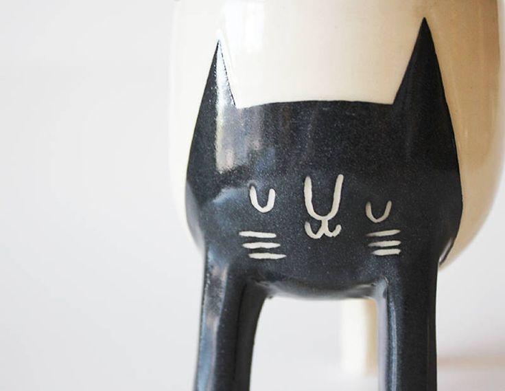 Cheerful Handmade Ceramics by BeardBangs - Little Alien