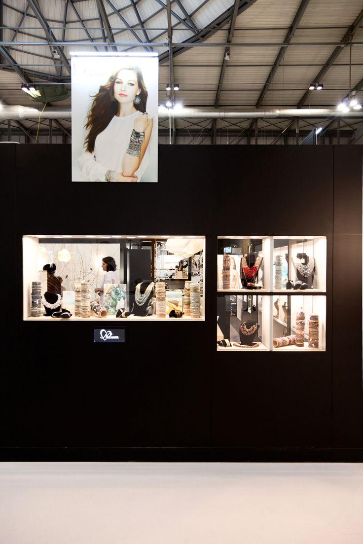 Aibijoux stand @Homi 2015| Nakamol | www.aibijoux.com #fashionjewelry #designjewelry #bijoux #HOMI15 #HomiMilano #AIBIJOUX