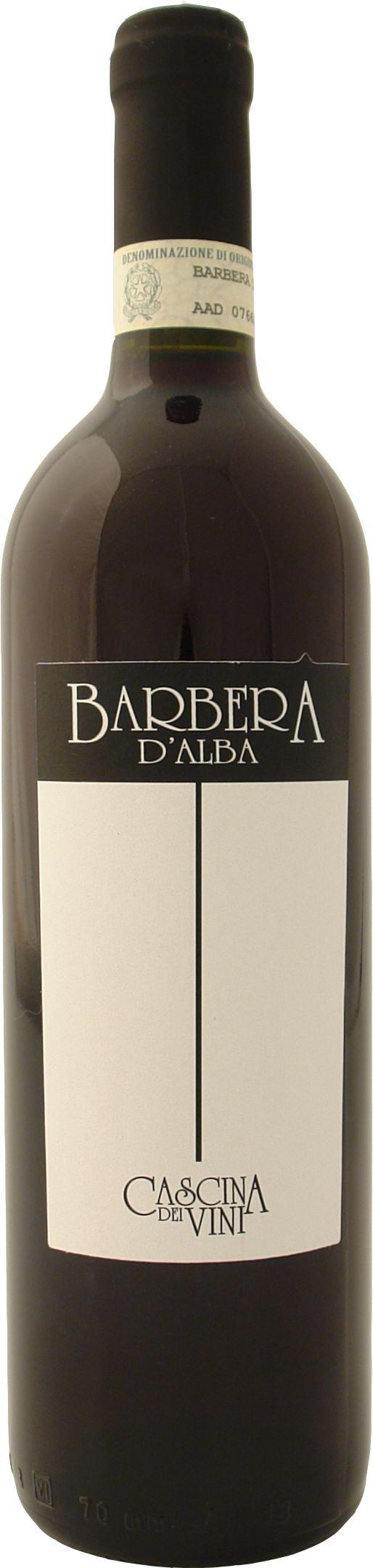 Barbera d'Alba DOC - Cascina dei Vini - Bernard - Il Sapore della Natura