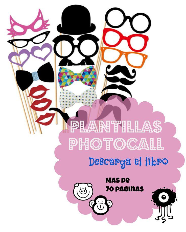 Plantillas Photocall Printables