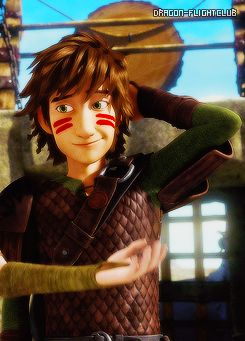 Hiccup from Dawn of the Dragon Racers ❤️❤️❤️