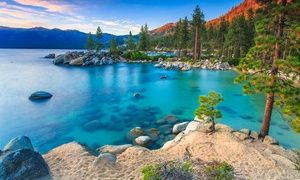 Groupon - Stay with Waived Resort Fee at Hotel Becket in South Lake Tahoe, CA. Dates into June. in South Lake Tahoe, CA. Groupon deal price: $59