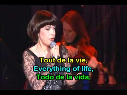 Learn French with - Mireille Mathieu Pardonne-moi ce caprice d'enfant - YouTube