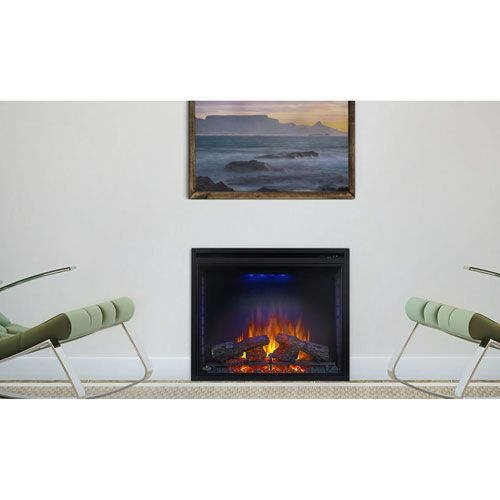 Black Wall Mounted Electric Fireplace Well Traveled Living Electric Fireplace Fireplaces H