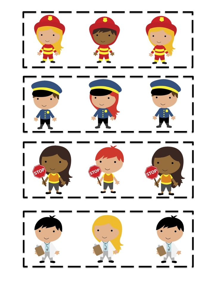 community pictures for preschoolers community helpers patterning preschool ideas 111