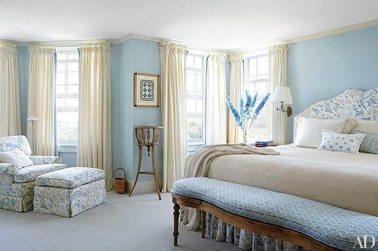 Blissful Blue Bedroom