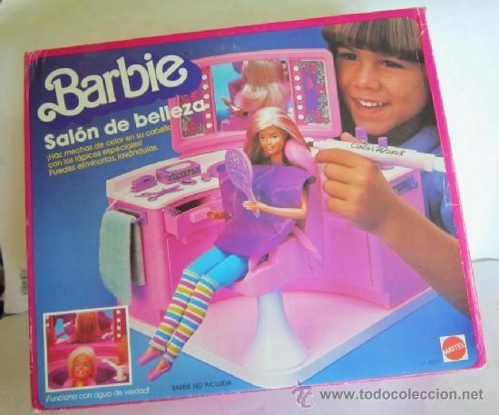 BARBIE SALON DE BELLEZA, DE MATTEL,