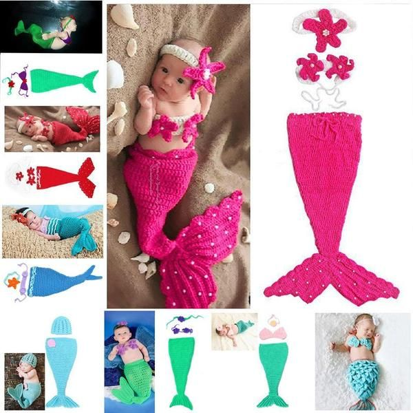 Check this out! Mermaid Costume For Toddler