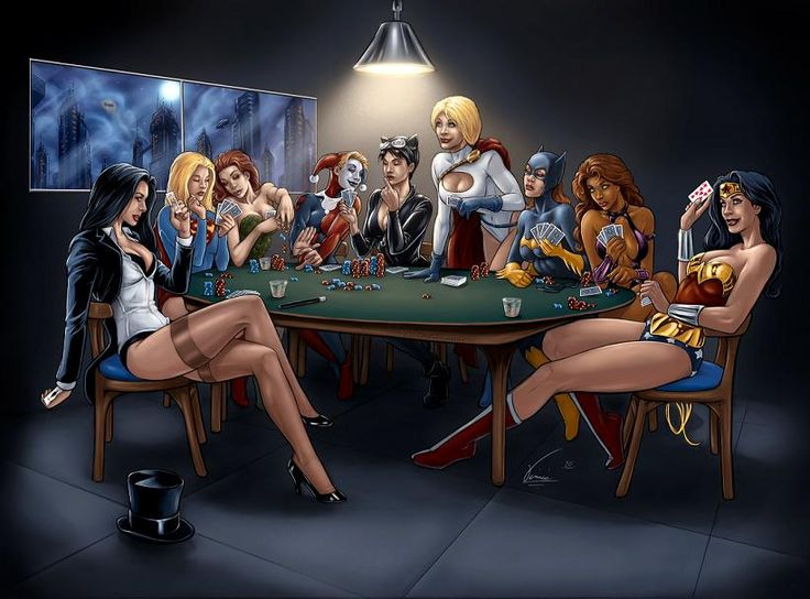Awesome poker night.