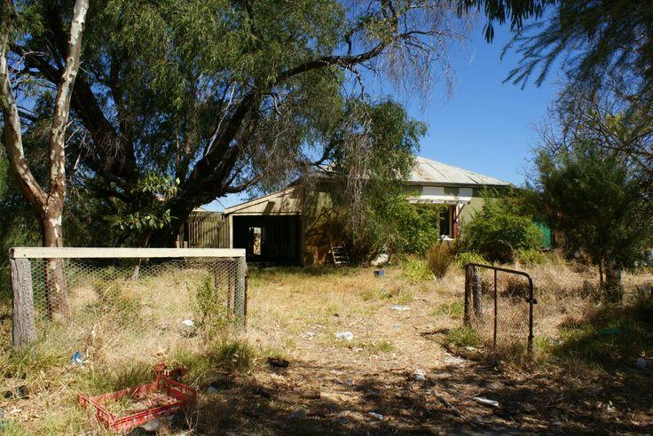 Sloan's Homestead, one of the first settler properties East Rockingham West Australia