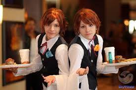 Hitachiin twins <3